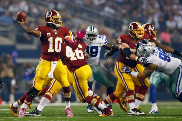 Analyzing the Underwhelming Washington Redskins Chances of Winning the NFC East