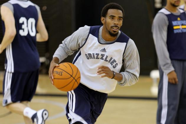 Debate: Which Grizz Player Has the Most to Prove This Season?