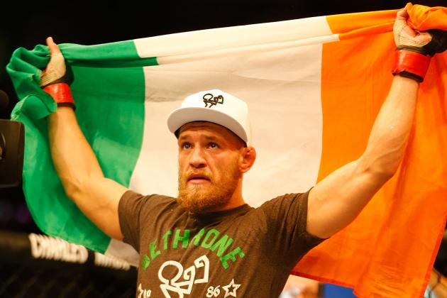Conor McGregor Apologies for Sexual Tweet About Ronda Rousey and Miesha Tate