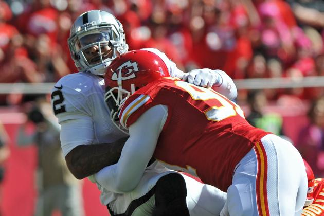 How the Kansas City Chiefs Found the Blueprint to Stop Terrelle Pryor