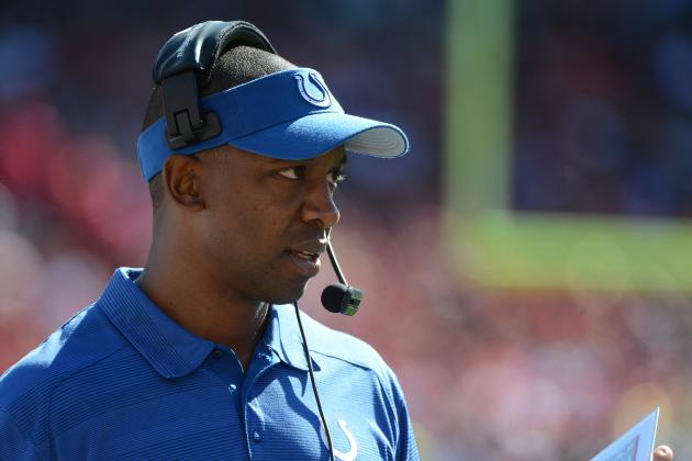 Colts OC Pep Hamilton Must Open Up Offense Before He Forfeits More Wins