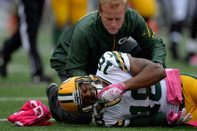 Analyzing Randall Cobb's Injury Outlook and Recovery from a Fibular Fracture