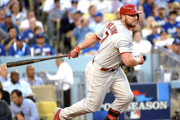 Slumping Holliday and Carpenter Must Wake Up, Ignite Cardinals' Stagnant Offense