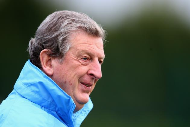 Upbeat Hodgson Sets the Right Tone for His Night of Destiny Against Poland
