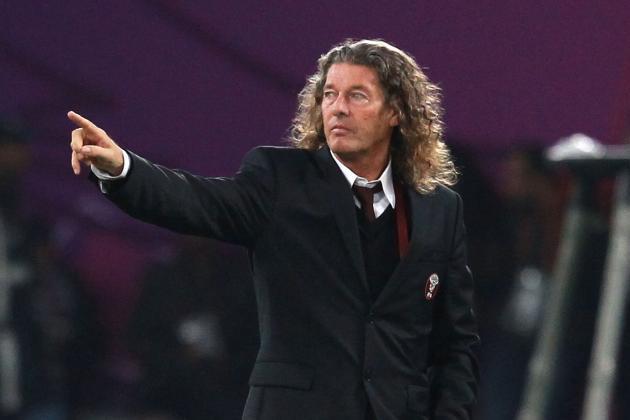 World Cup - 'White sorcerer' Metsu dies at 59