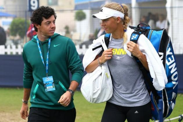 Rory McIlroy and Caroline Wozniacki Comment on Reported Split