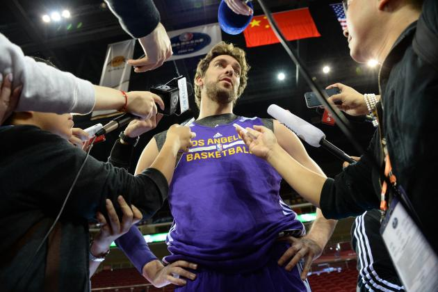 Golden State Warriors vs. L.A. Lakers: Live Score and Analysis for Los Angeles