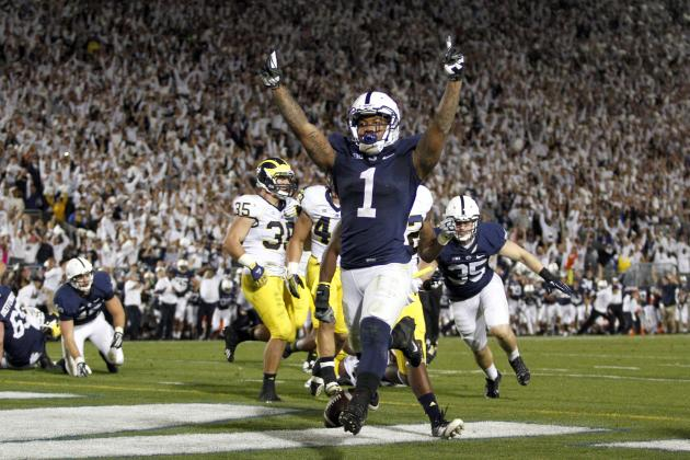Penn State Football: Victory over Michigan Symbolic of Post-Scandal Era