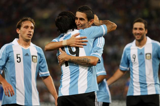Argentina vs. Uruguay: Players Under Most Pressure in Final World Cup Qualifier