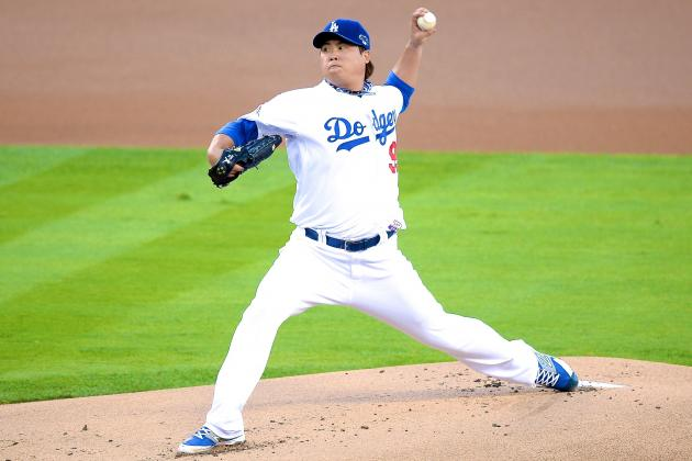 Dominant Hyun-Jin Ryu Shows Dodgers Don't Need Kershaw and Greinke to Do It All