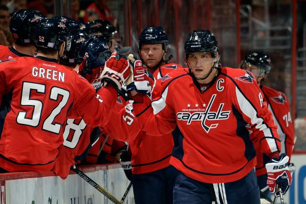 Way-Too-Early Grades for Washington Capitals