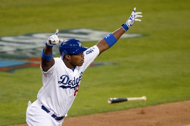 Yasiel Puig's Antics Draw Criticism from Carlos Beltran After Game 3 of NLCS