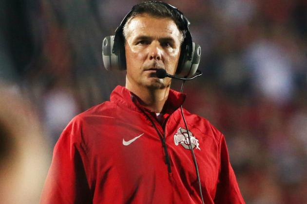 Urban Meyer Impressed with Iowa's Rushing Defense