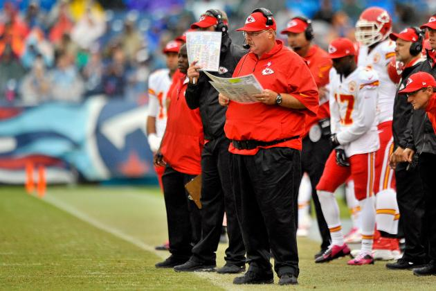 Chiefs' 3 Upcoming Opponents Appear in Turmoil at QB