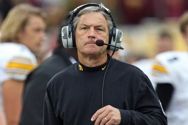 Why Ferentz Deserves More Cushion to Craft Turnaround
