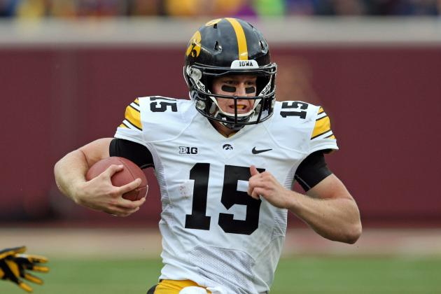 Iowa Football Mid-Season Report Card