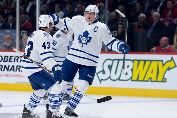 Is Toronto Maple Leafs Captain Dion Phaneuf Still an Elite NHL Defenseman?