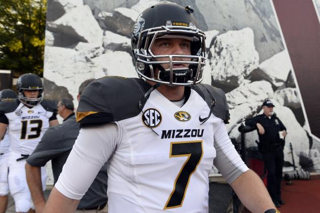 Tigers Have Full Faith in Maty Mauk
