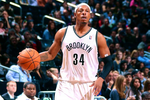Paul Pierce Takes on Boston Celtics for 1st Time in NBA Career