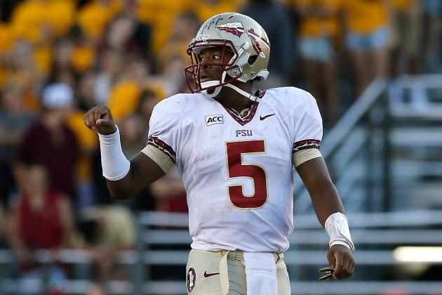 Meet the Guys Who Help Make Florida State QB Jameis Winston Look Great