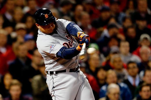 Tigers' Miguel Cabrera Shows Signs of Power Resurgence