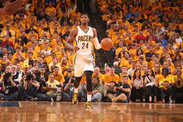 Indiana Pacers Become First NBA Team to Sell Courtside Advertisements