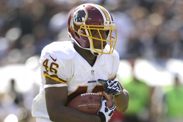 Red Zone Struggles, Miscommunications Baffle Redskins Players