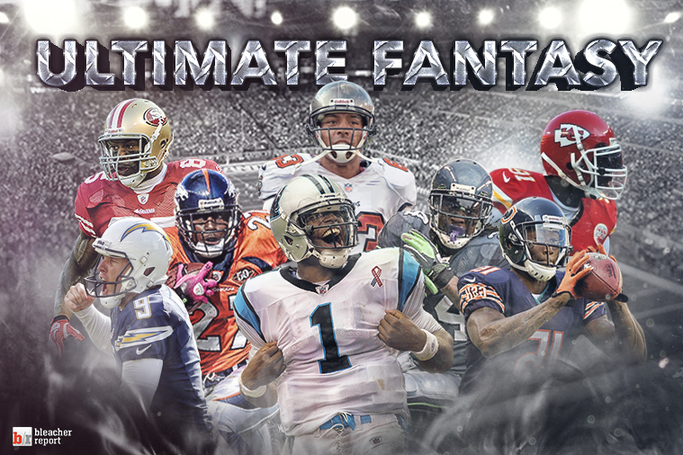Ultimate Fantasy Football Week 6 Lineup