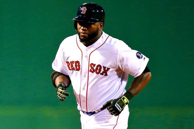 Did David Ortiz's Heroics Simply Mask Red Sox's Underlying Offensive Issues?