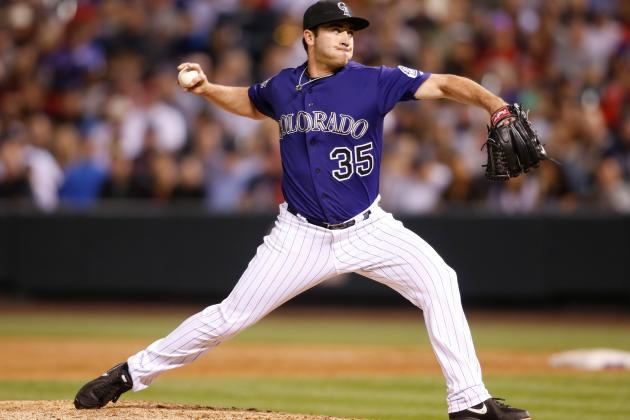 2013 Colorado Rockies Player Reviews: Chad Bettis
