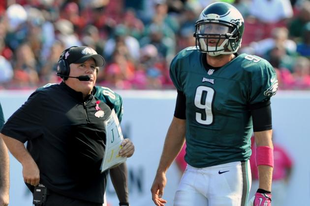 Fantasy Football 2013: Stock of Philadelphia Eagles QB Nick Foles on the Rise