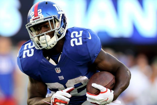 David Wilson Injury: Fantasy Owners Shouldn't Give Up on Talented Giants RB