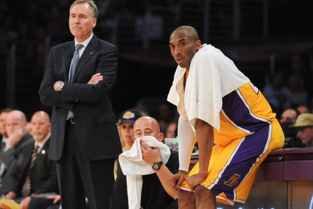 Mike D'Antoni Doesn't Think Kobe Will Make Opener