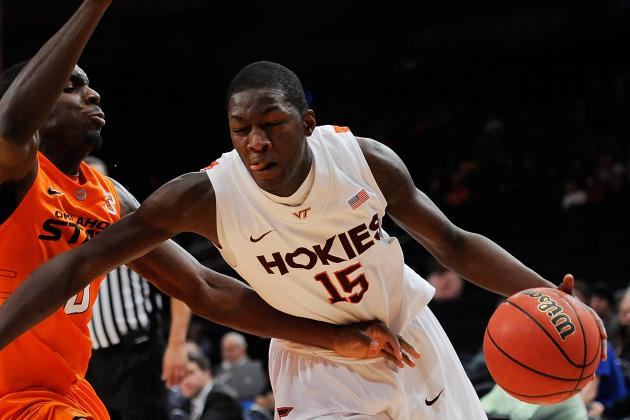 Dorian Finney-Smith an Important New Piece for Depleted Gators