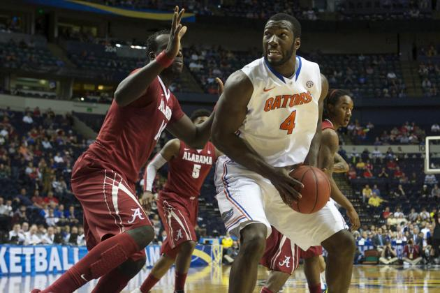 Patric Young Deals with Great Expectations