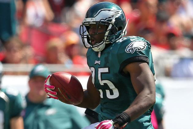 LeSean McCoy Back on Record-Breaking Track