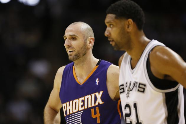 Key Proving Year for Suns Center Gortat