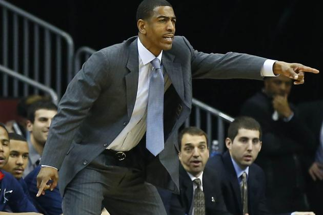 UConn Coach Kevin Ollie Expects the Team to Leave Its Academic Issues Behind