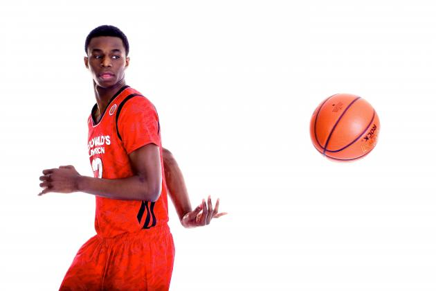 Inside the Epic Race to Get Andrew Wiggins' Sneaker Endorsement