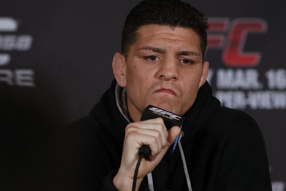 Melendez: Nick Diaz Would End Retirement for 'Right Opportunity'