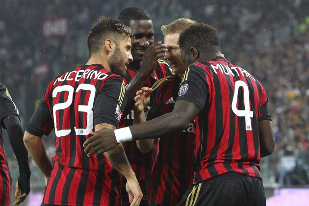 How AC Milan Will Line Up Against Udinese