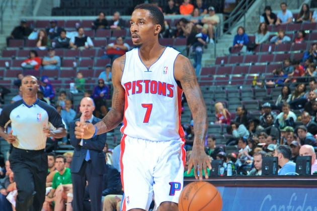 Brandon Jennings Injury: Updates on Pistons Star's Status, Likely Return Date