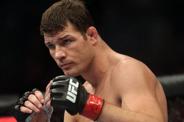 Michael Bisping Says He'd Take a Fight with Nick Diaz at Middleweight
