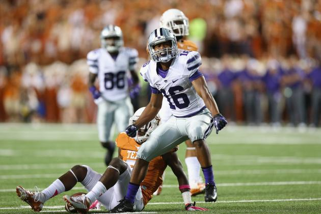 Most Improved Big 12 Team Through the 1st Half of the Season? Kansas State
