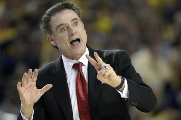 Rick Pitino Likely Won't Accept Any More Early Commitments