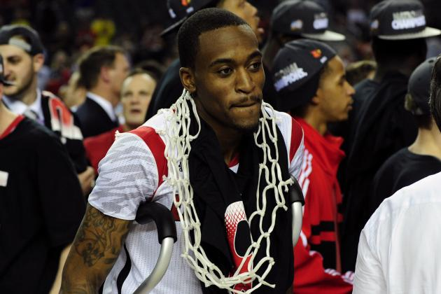 Kevin Ware 'a Big Reason' Chris Jones Signed with Louisville Basketball Team