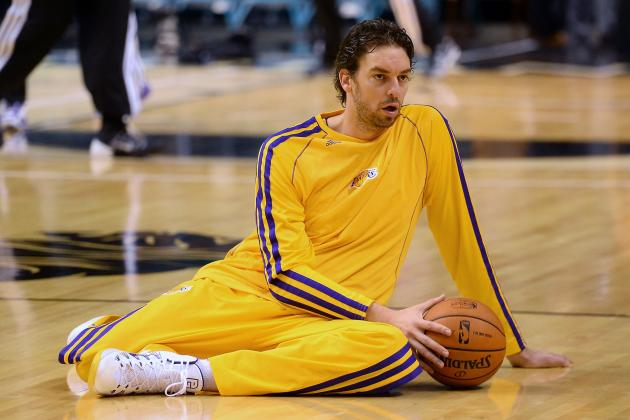 LA Lakers Would Be Foolish to Pursue Potential Pau Gasol Trade