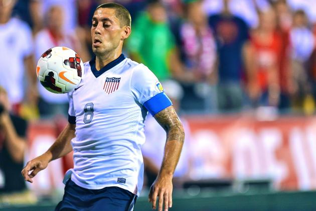 Clint Dempsey Not Guaranteed USMNT Roster Spot According to Jurgen Klinsmann