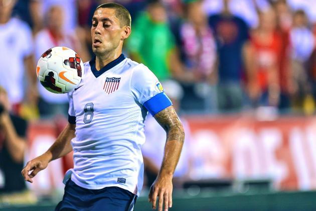 Clint Dempsey Not Guaranteed USMNT Roster Spot According to Jurgen Klinsmann