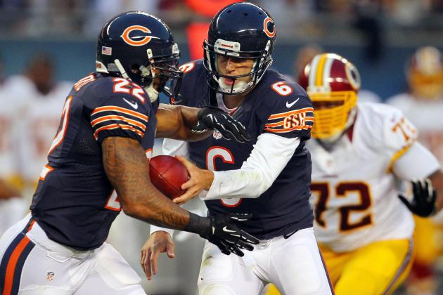 Bears vs. Redskins: Breaking Down Chicago's Game Plan